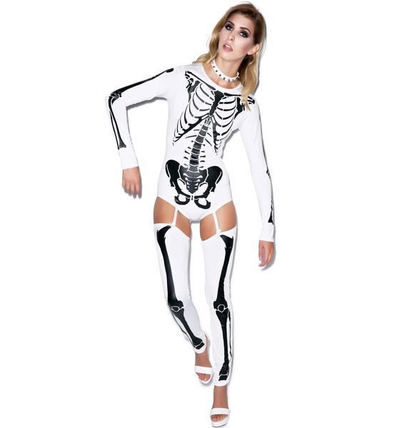 Bone-A-Fide Babe Costume
