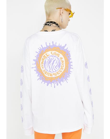 Slime Ball Long Sleeve Tee