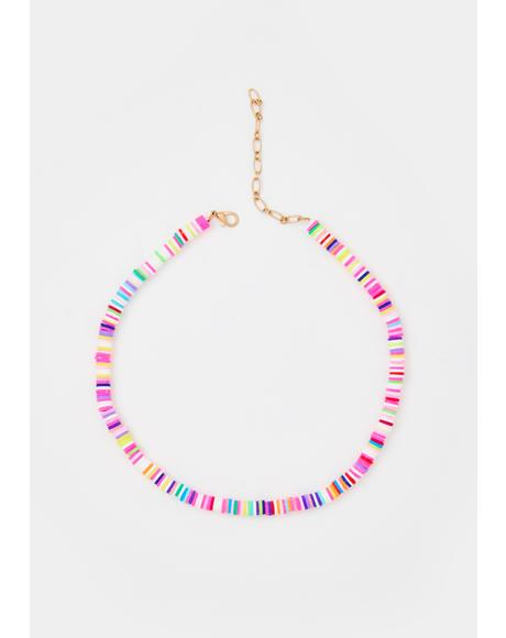 Candy For Dayz Beaded Necklace