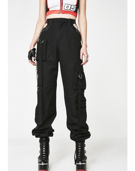 Fetish Workwear Pants