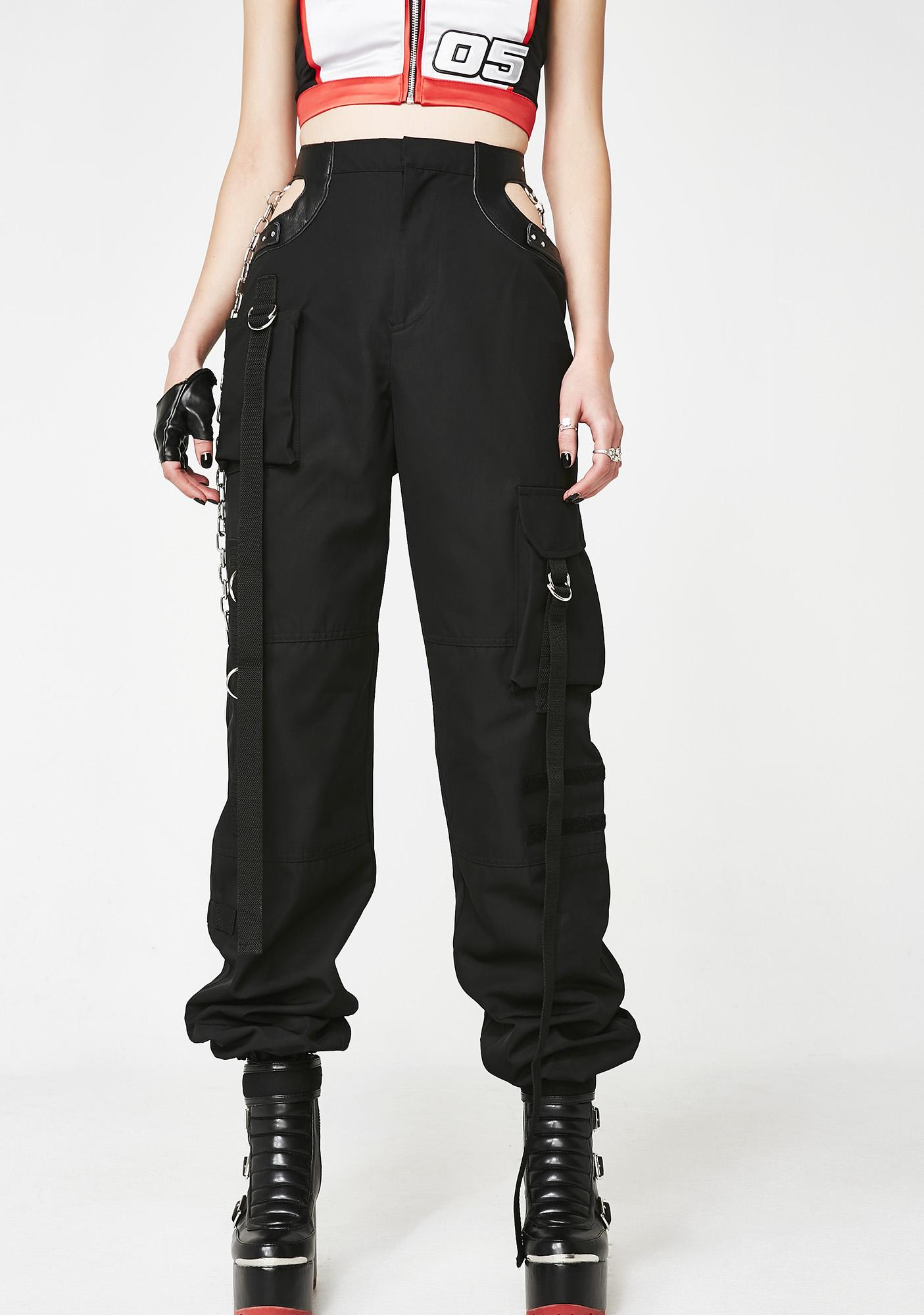 Namilia Fetish Workwear Pants
