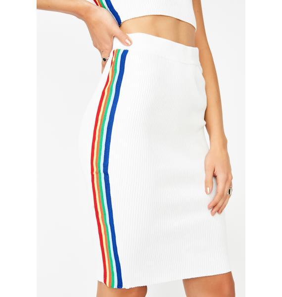 Readin Rainbow Skirt