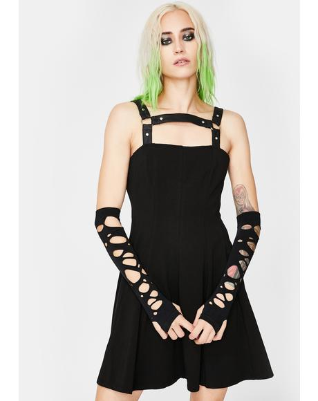 Harness Mini Dress