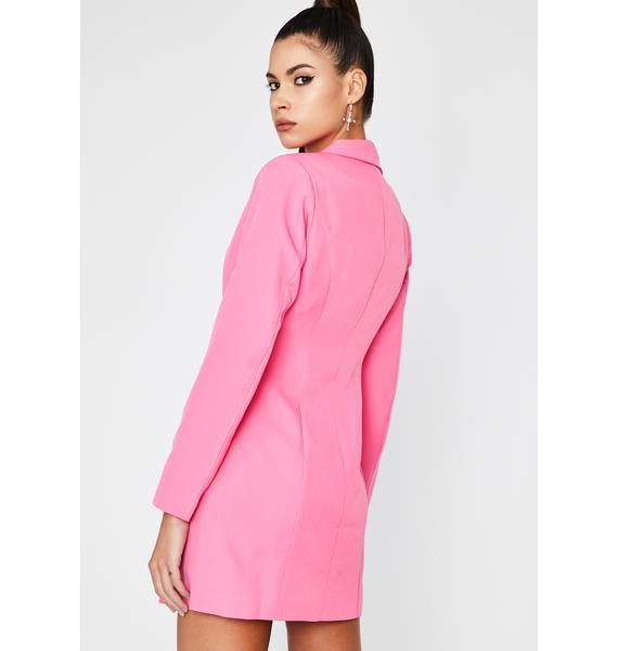Pretty Haute Hour Blazer Dress