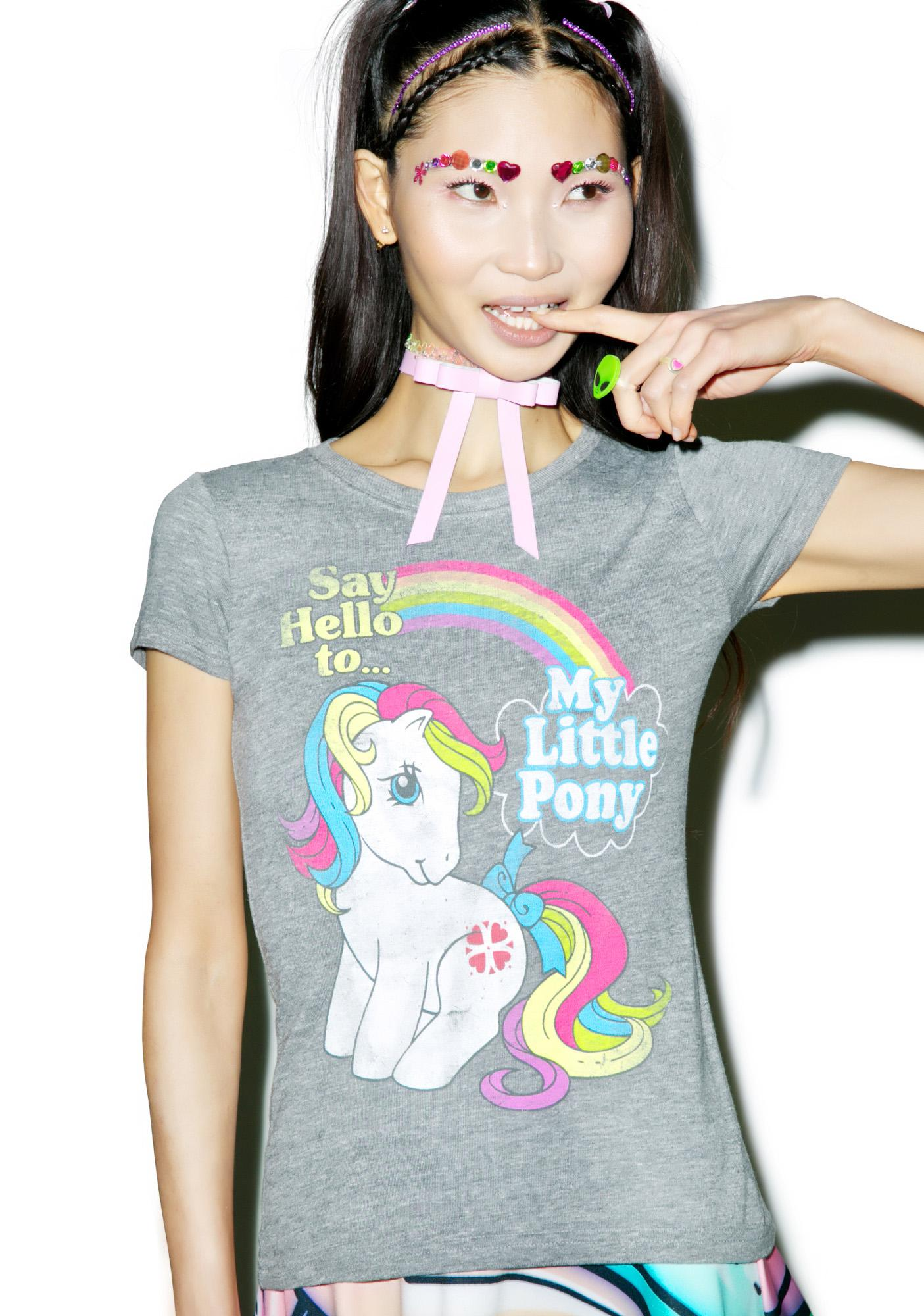 Introducing My Little Pony Tee