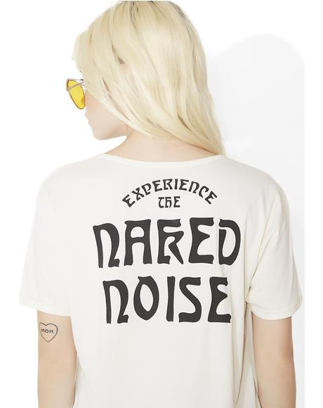 Naked Noise Tee