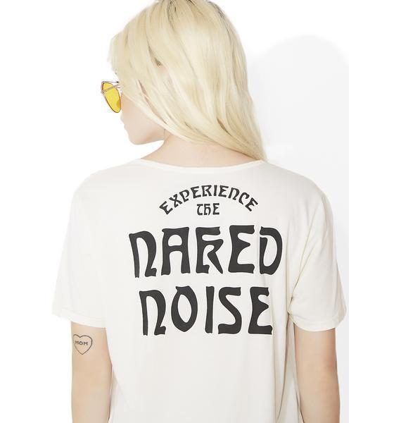 Sugarhigh + Lovestoned Naked Noise Tee