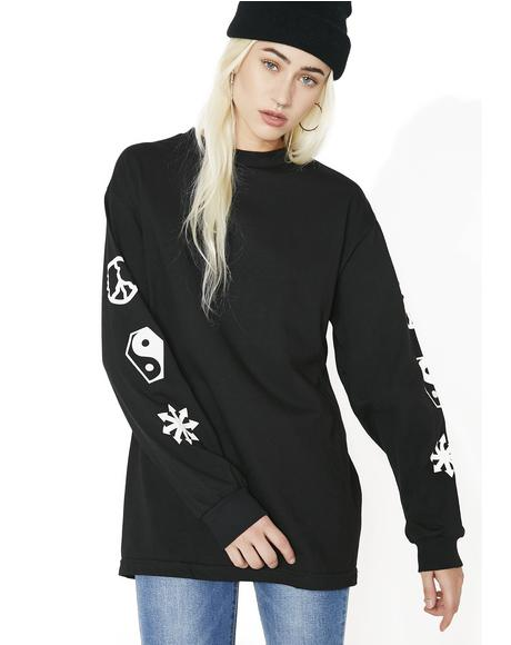Gone Hesh Long Sleeve Tee