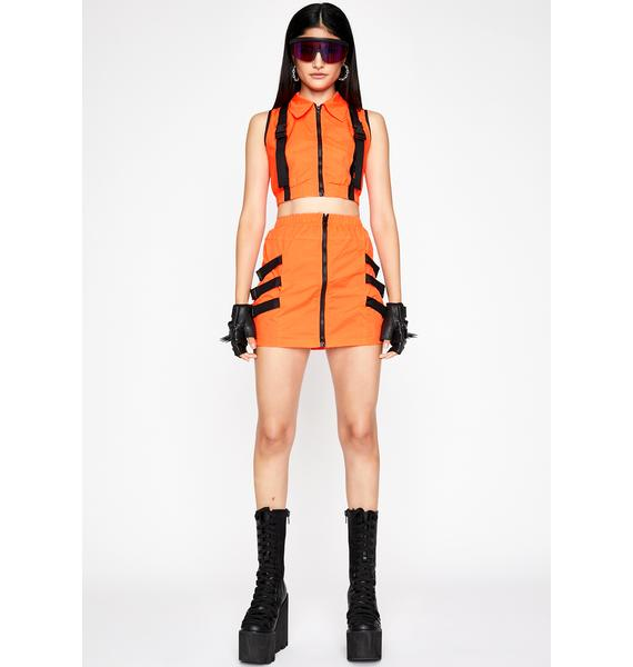 Solar Thangz Skirt Set