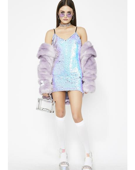 Boo Forever Extra Sequin Dress