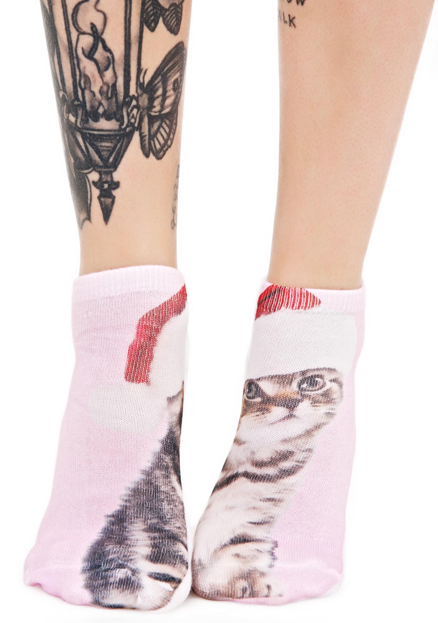 Christmas Cuddles Ankle Socks
