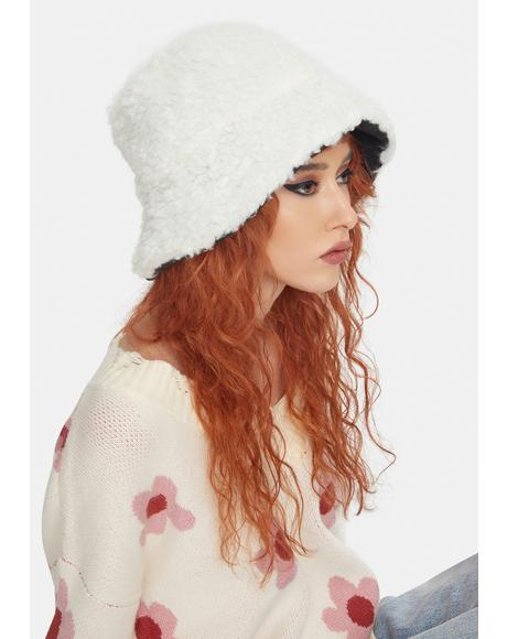 Hot Head Sherpa Bucket Hat