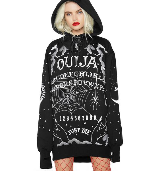Dolls Kill Supernatural Being Hoodie