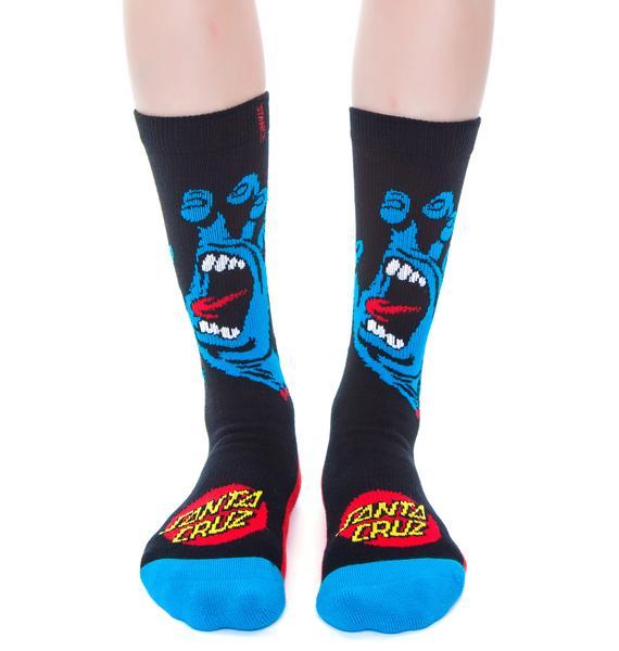 Stance Screaming Hand Socks
