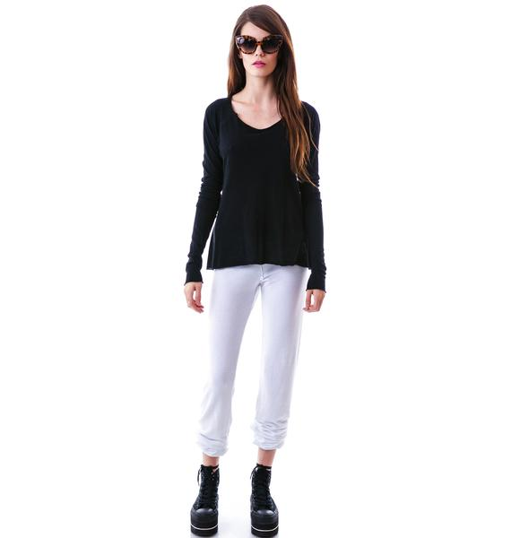 Wildfox Couture Essentials Cozy Raglan