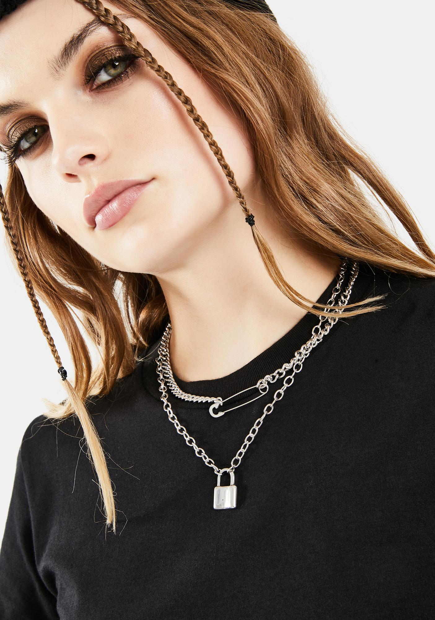 Sponsor Me Chain Necklace