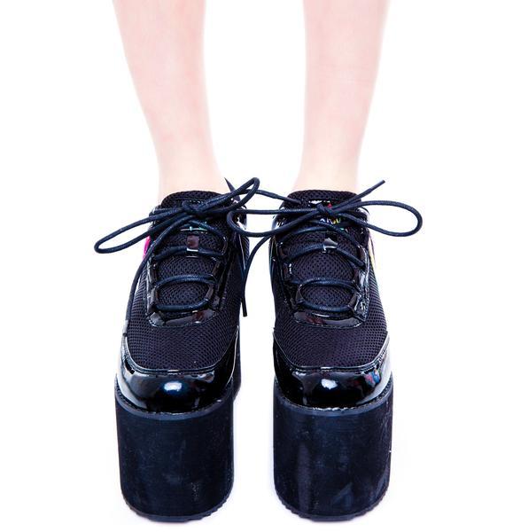 Y.R.U. Qozmo Platform Shoes