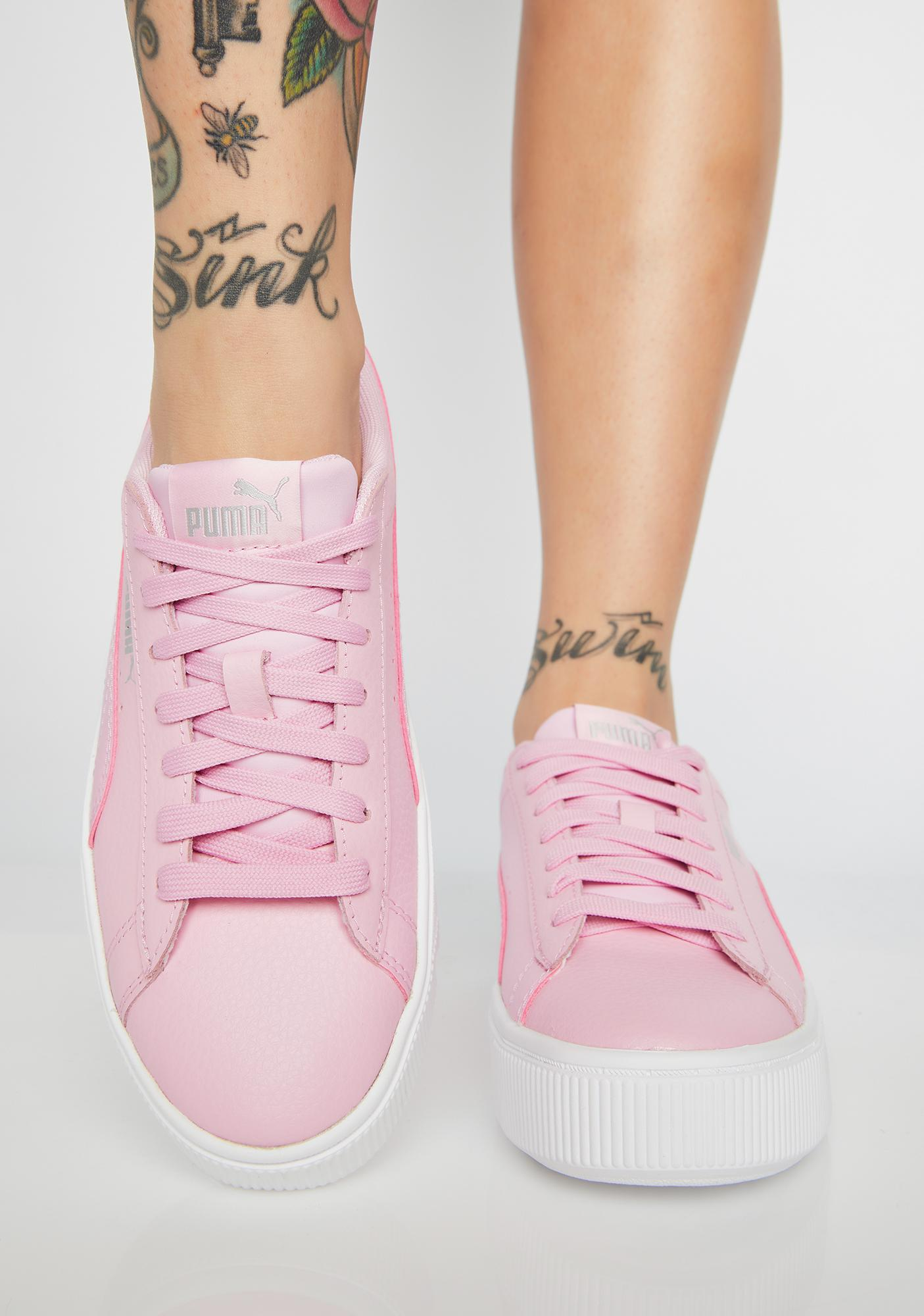 PUMA Sweet Vikky Stacked Sneakers