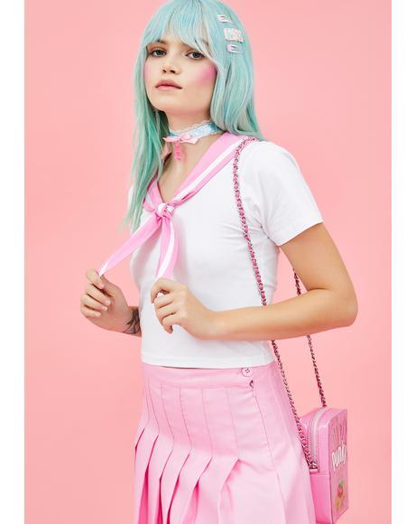 Sassy Sailor Baby Tee