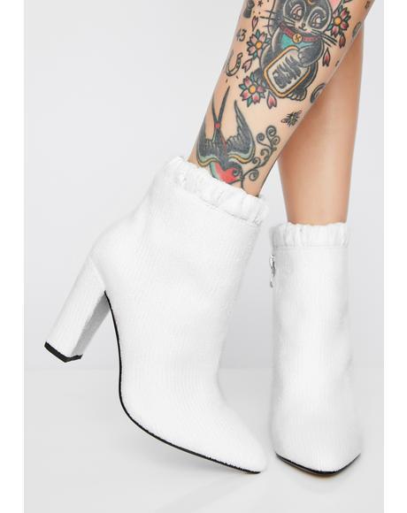 Corduroy Boots