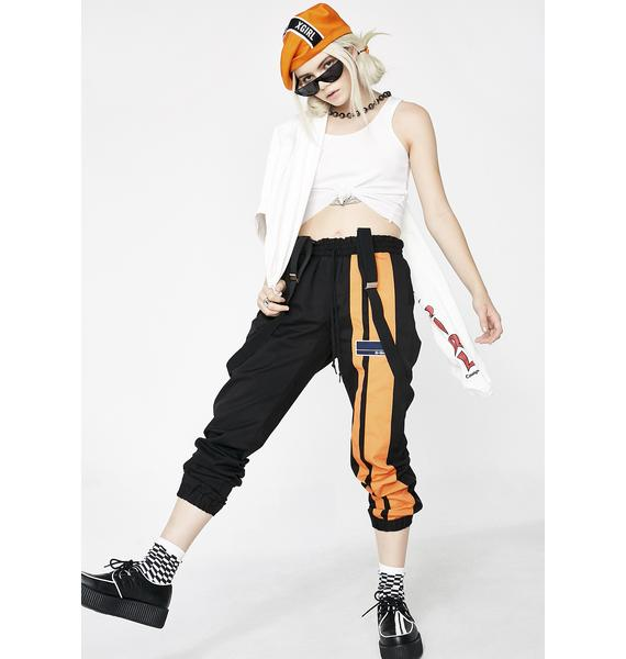 x-Girl Pit Crew Pants