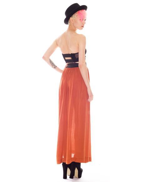 Montgomery Maxi Skirt