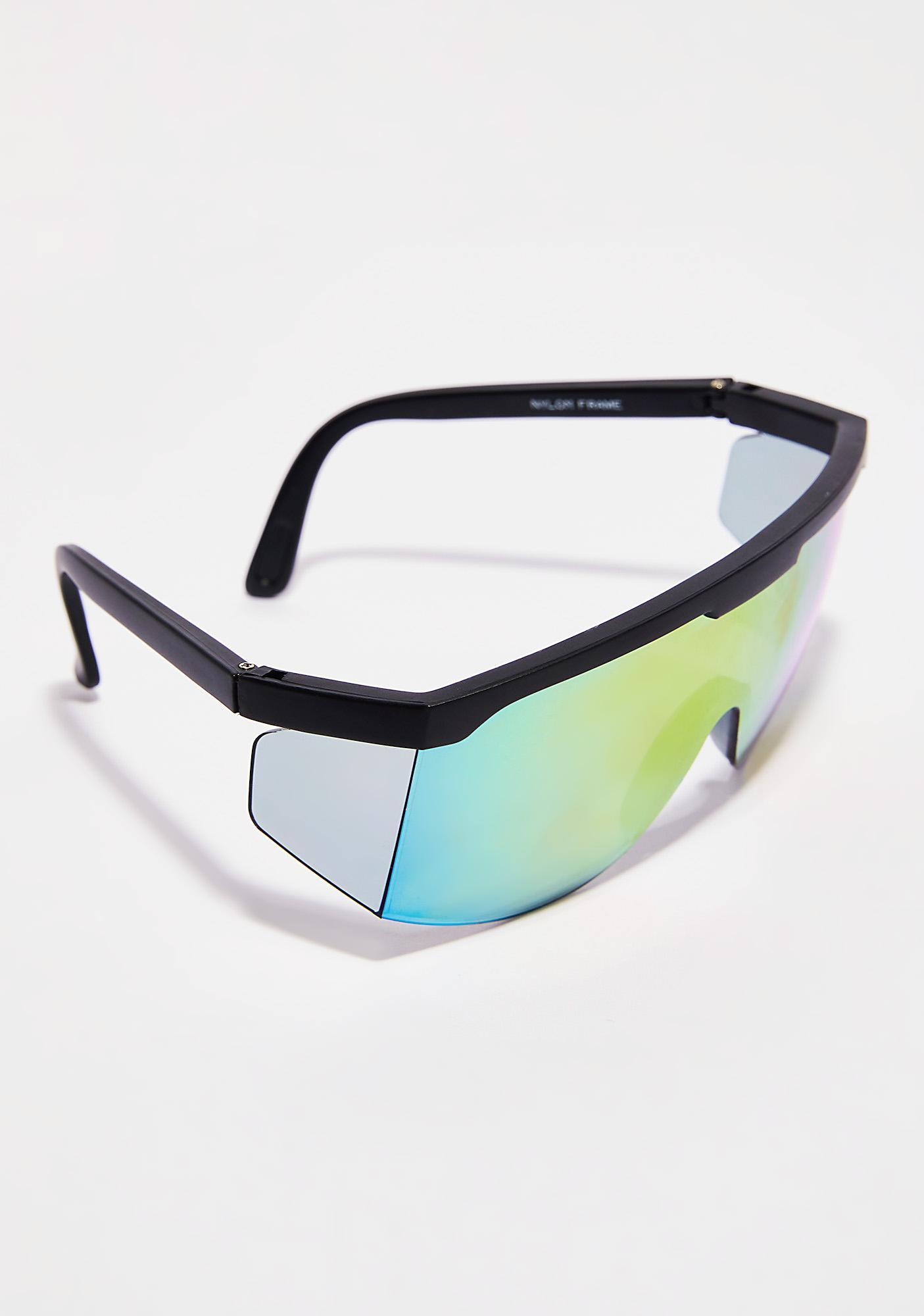 Rainbow Trip Hop Sunglasses