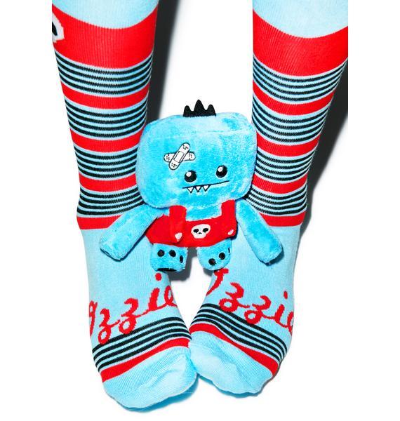 Iron Fist So So Knee High Socks Set