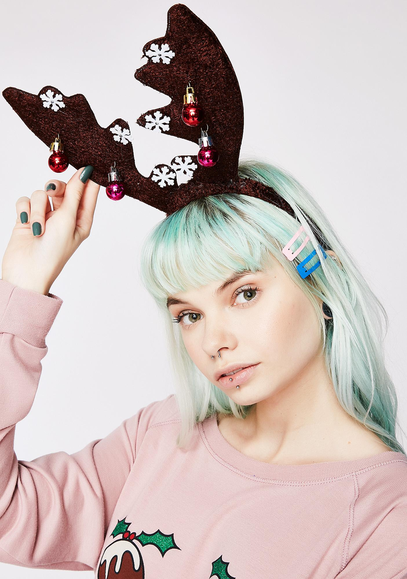 Deerly Beloved Light-Up Headband