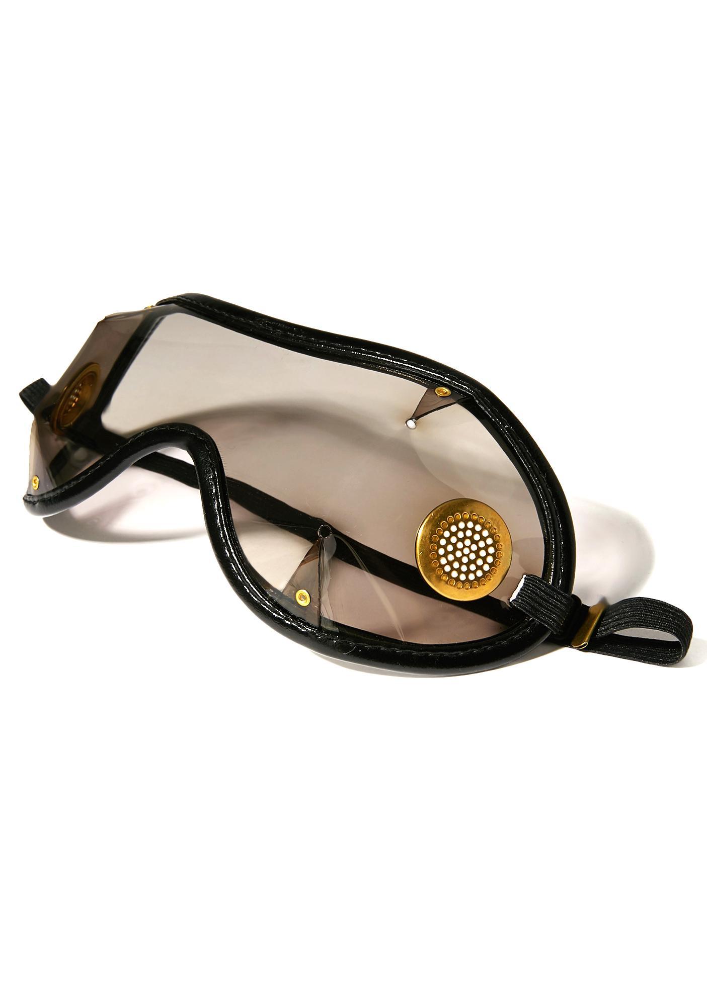 Vespa Goggles