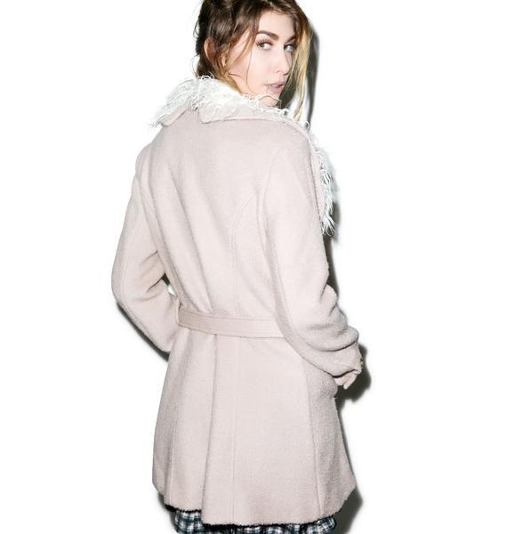 Somedays Lovin Almond Bluff Coat
