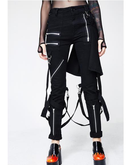 Bumflap Pants