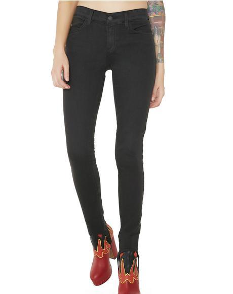 Sloane Skinny Stirrup Jeans
