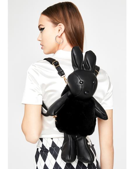 Don't Be Funny Bunny Backpack