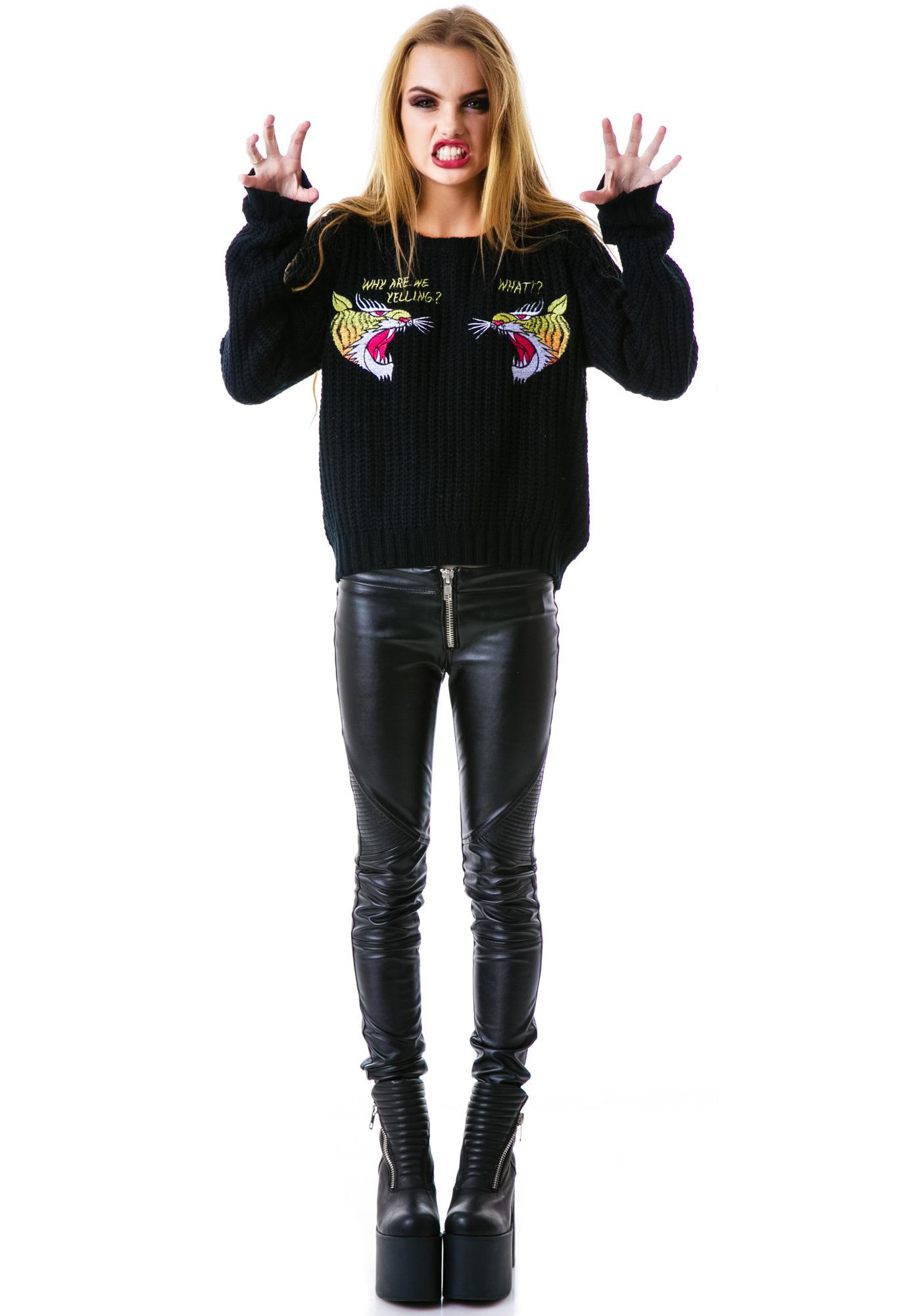 UNIF Why Sweater