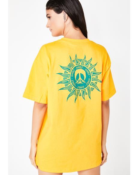 Aztec Sun Tee
