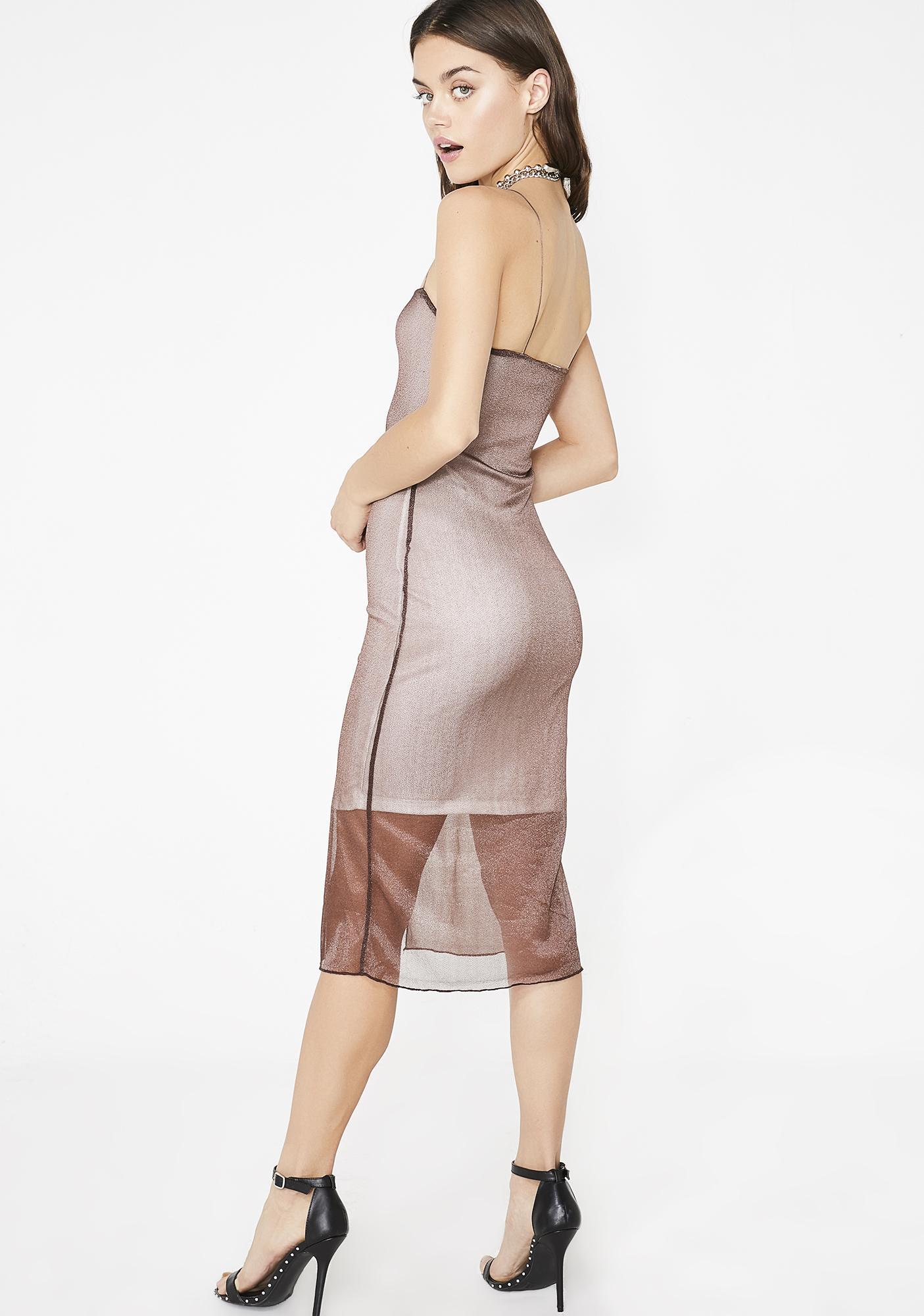 As I Am Angelina Slip Dress