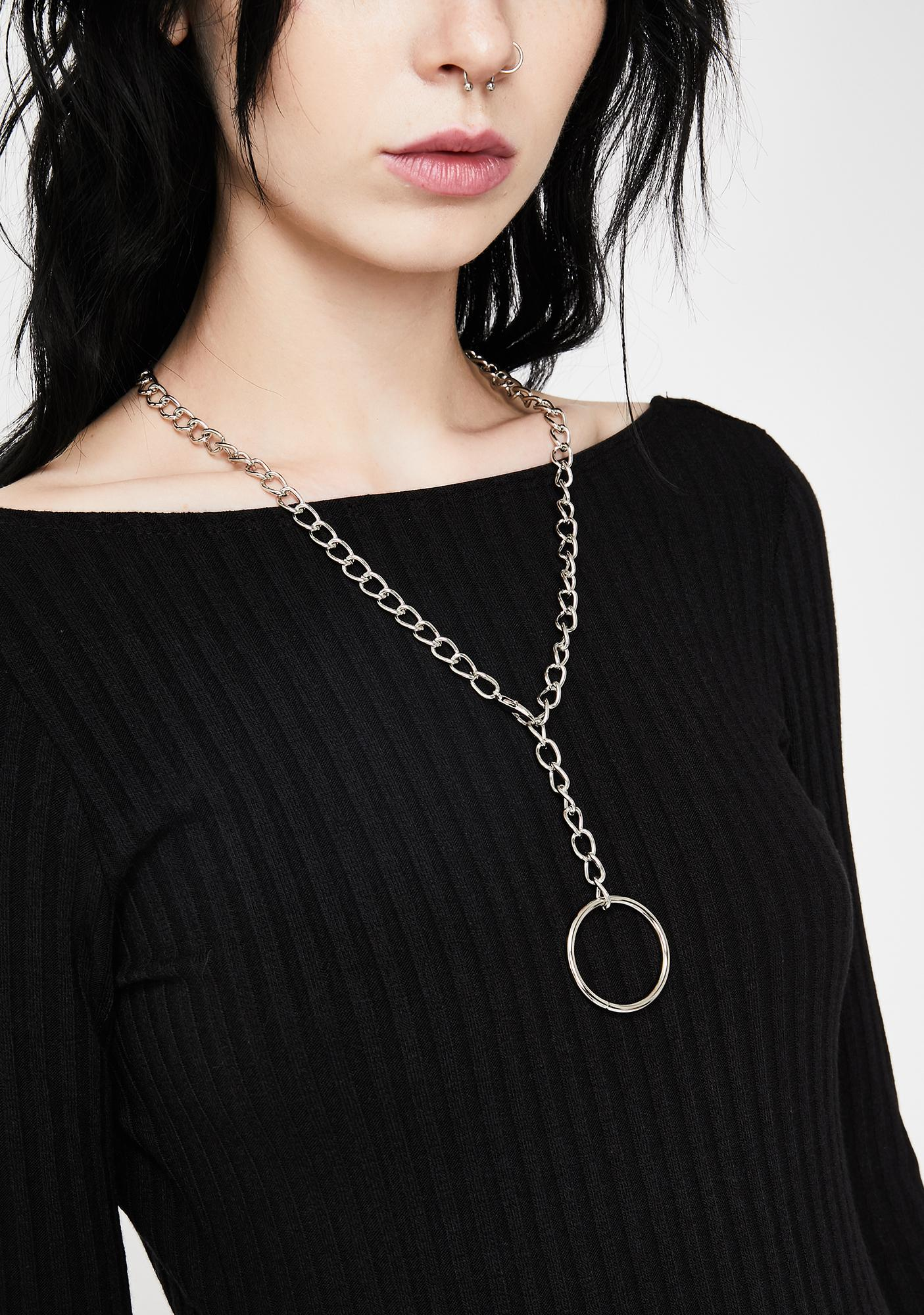 Rough Rebel Chain Necklace