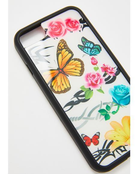 Tramp Stamp iPhone Case