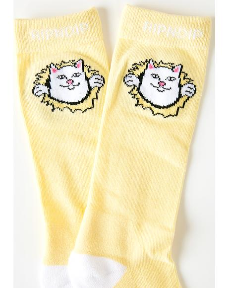 Nermamaniac Socks