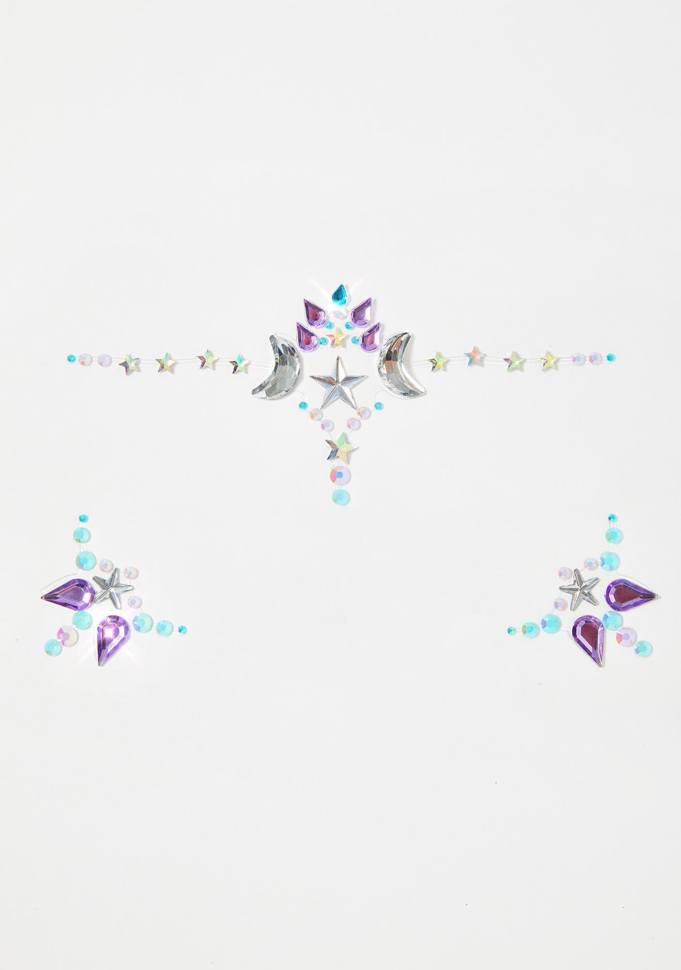 Mystic Magic Face Gems