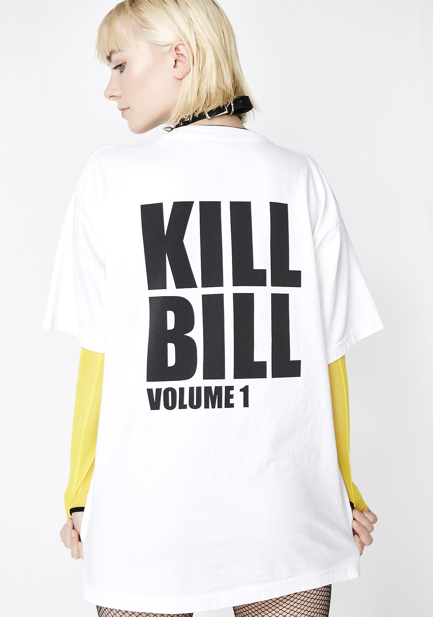 Dumbgood Kill Bill GoGo Chain Whip Tee