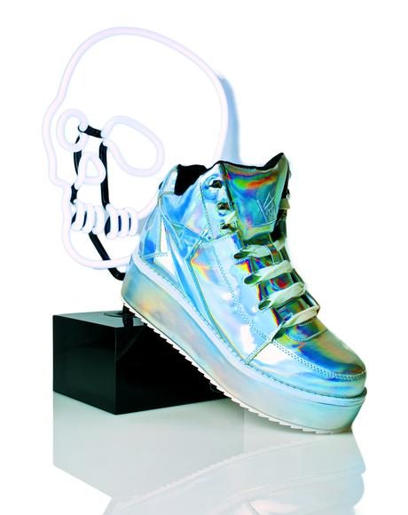 Hologram Qozmo Lo Sneakers