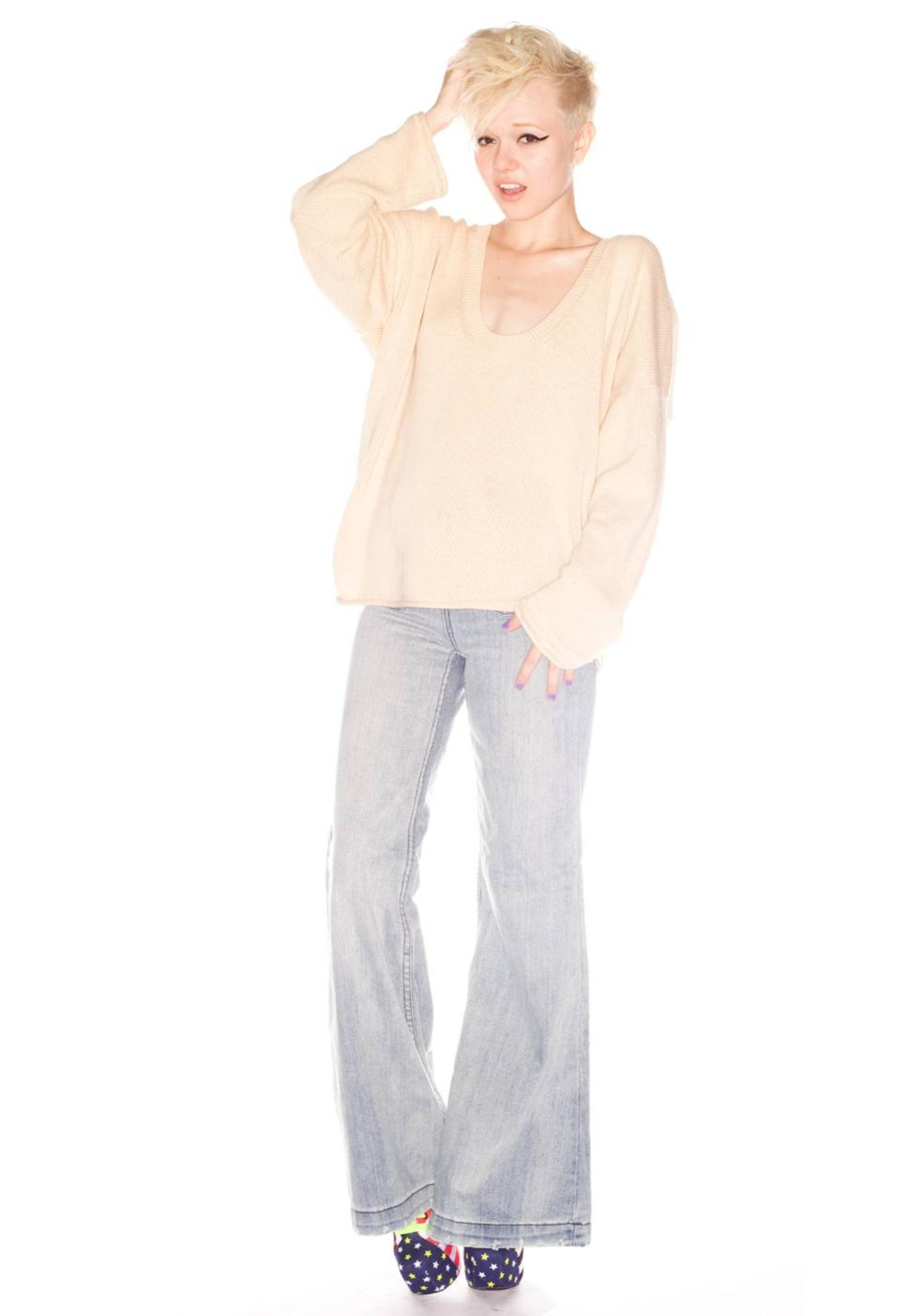 One Teaspoon Palomino Cashmere Knit