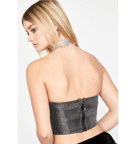Mess With This Bustier Top