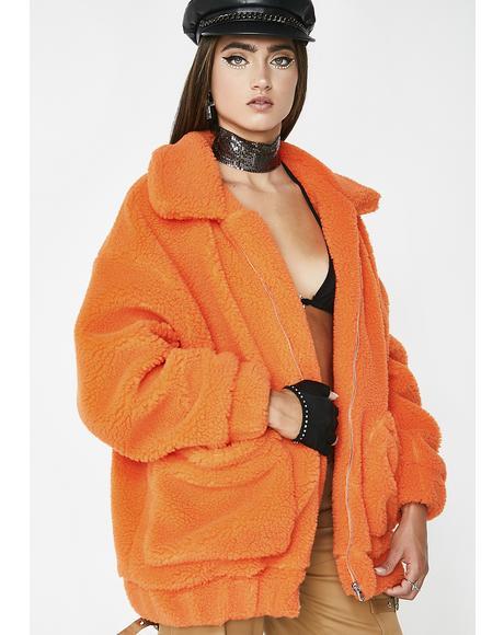 Tangy Pixie Coat