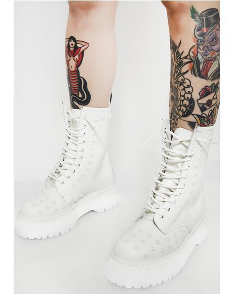 1490 Stud Boots