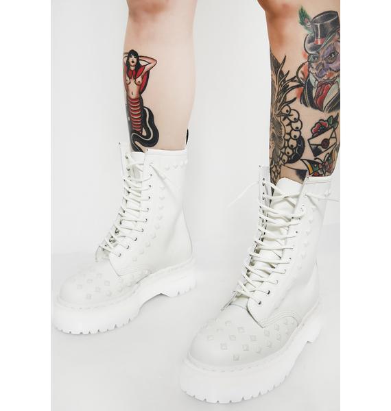 Dr. Martens 1490 Stud Boots