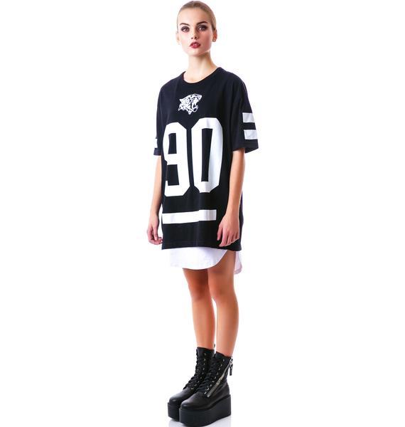 90s Hockey Tee