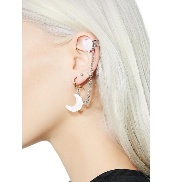 Celestial Being Earring Cuff